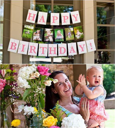 Backyard 1st Birthday Ideas a 1st birthday backyard bash giveaway