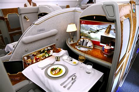 best business class the 10 airlines with the best business class food hopper