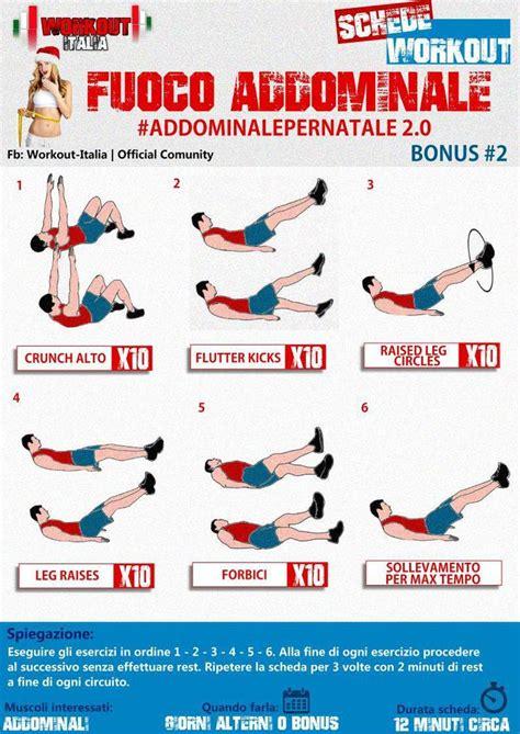 ginnastica da fare a casa oltre 25 fantastiche idee su esercizi per gli addominali
