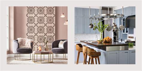 color trends   stylish interior paint decor colors