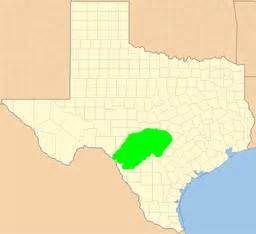 hill country counties map from hill county