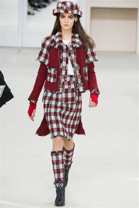 Designer Clothes Chanel Top 10 by Chanel Fall 2016 Collection Mikado