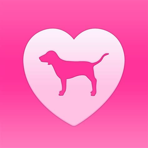 pink logo pink nation on the app store on itunes
