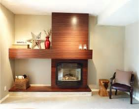 Modern mantel ideas for decorating a fireplace mantel