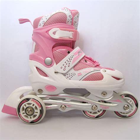 Sepatu Roda Balita jual sepatu roda pink holidays oo