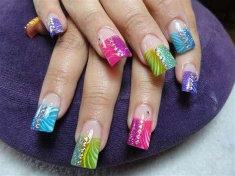 imagenes de uñas normales decoradas u 241 as postizas tipos y opciones para ti