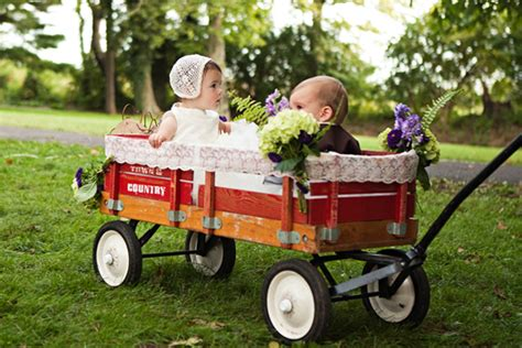 Pictures Of Wedding Wagons For Flower by 187 Beyond The Basket 18 Ideas For Accessorises That