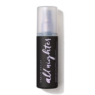 Decay Spray decay all nighter setting spray feelunique
