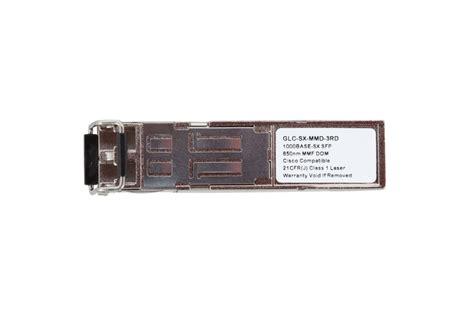 Cisco Sfp Transceiver Model Glc Sx Mmd glc sx mmd cisco sfp transceiver module dom 1000base sx