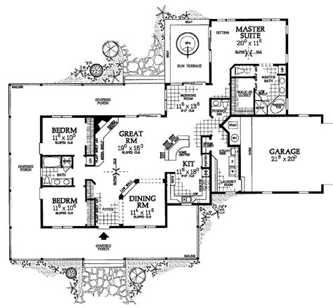 open floor plan farmhouse modern farmhouse open floor plans