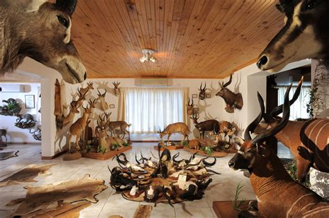 Trophy Rooms by Trophy Room Flack Writer Conservationist