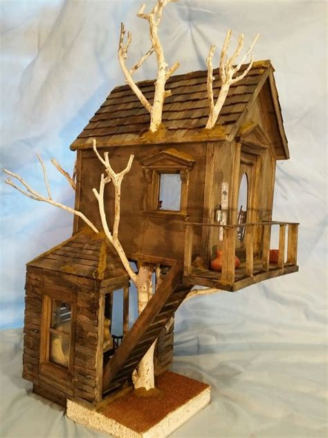 miniature houses miniature tree houses ideas to mesmerize you bored art