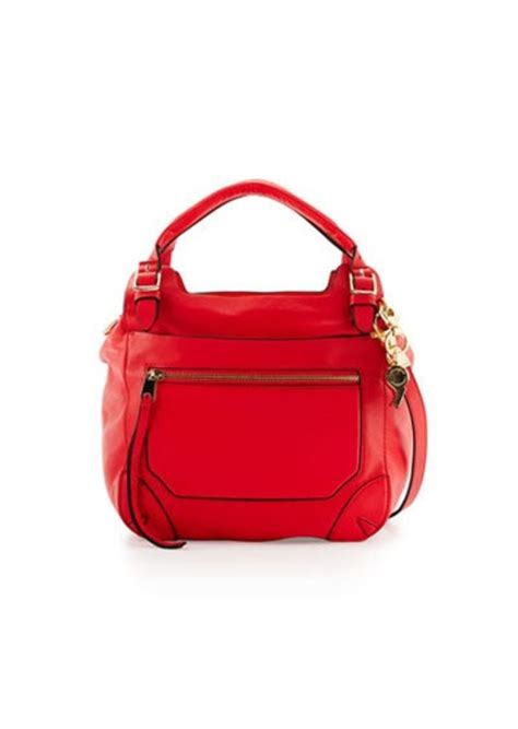 Cynthia Rowleys Leather Tote From Neiman by Cynthia Rowley Cynthia Rowley Juno Large Leather Satchel