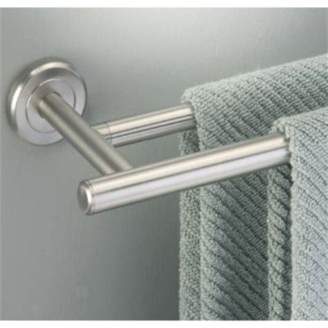 towel stands for bathrooms brushed nickel bathroom brushed nickel bath towel rack spa style towel