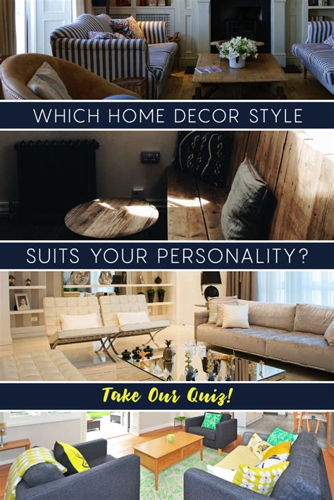 home design personality quiz which home decor style suits your personality take our quiz
