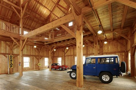 car barn plans rustic timberframe gallery bowa