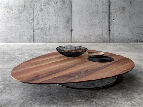 Low Coffee Table Wood Large Low Coffee Table In Solid Wood By Fioroni