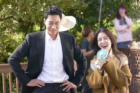 so ji sub and jung in sun so ji sub and jung in sun have fun together in new terius