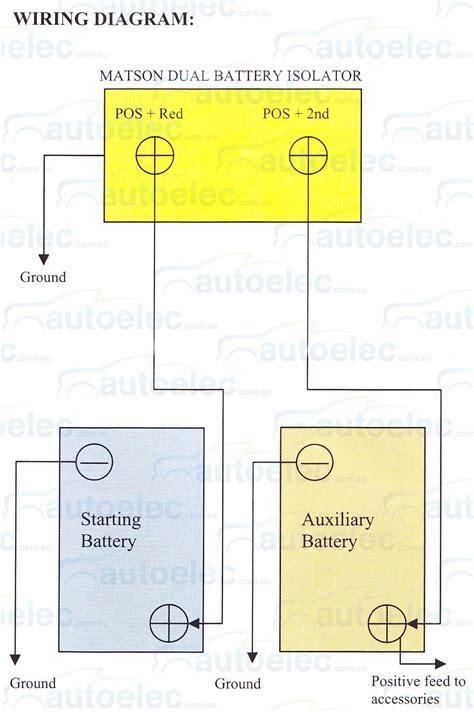 warn battery isolator wiring diagram tao 250 engine parts