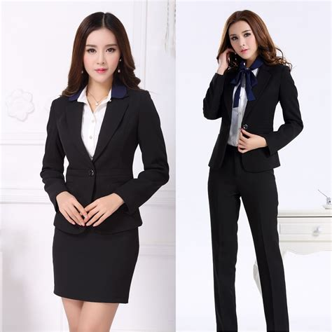 vestimenta formal mujer formal womens business suits ladies professional office