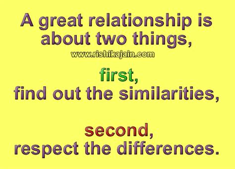 Do In Great Relationships by Thought For The Day A Great Relationship Inspirational
