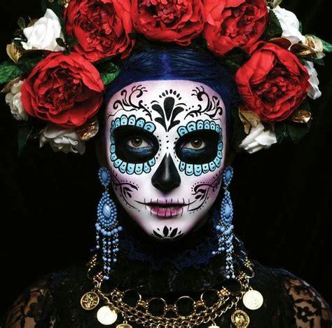 los muertos vivientes 25 846847777x best 25 sugar skull halloween ideas on sugar skull halloween makeup sugar skull
