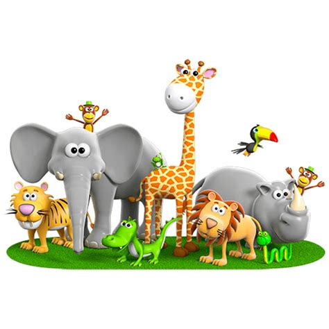 stickers d animaux