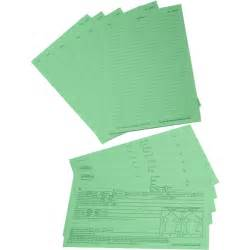 cardex customer indexing system record cards 100pk