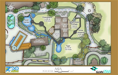 zoo layout plan zoo master plan the topeka zoo
