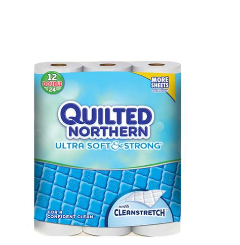 Who Makes Northern Toilet Paper - quilted northern bath tissue at menards 174