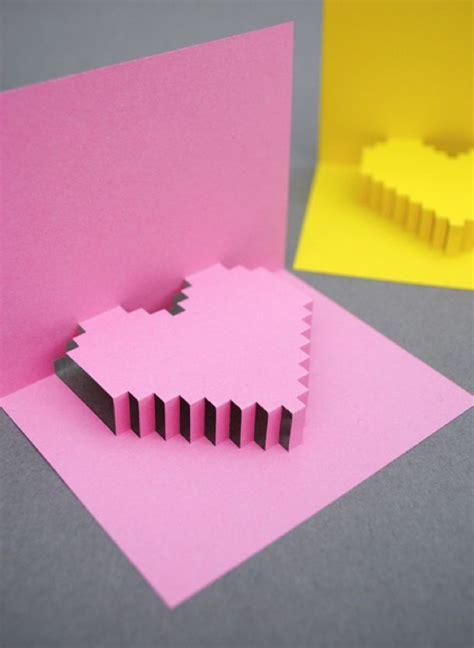 pop up card ideas diy pop up card craft ideas