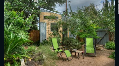 Rent Backyard by Tiny House Rentals For Your Mini Vacation Cnn
