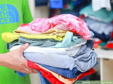 How To Organize Your Closet Wikihow by How To Organize Your Closet 13 Steps With Pictures Wikihow