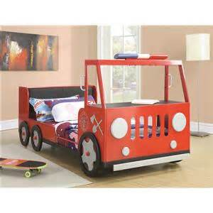 Cers For Truck Beds by Coaster Novelty Beds Size Youth Race Car Bed