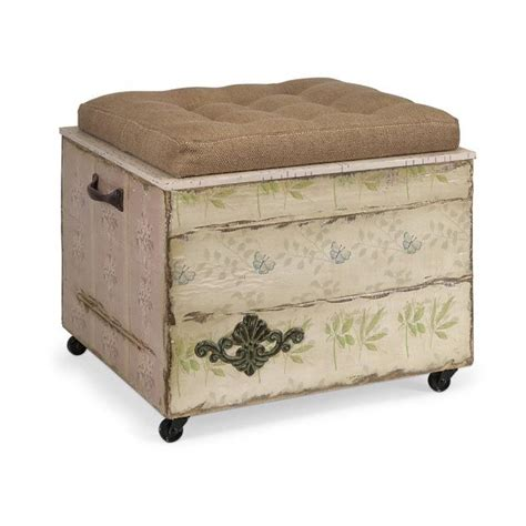 Vintage Storage Ottoman 25 Best Ideas About Vintage Crates On Pinterest Rustic Boxes Rope Crafts And Drawer Pulls