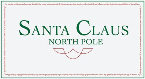 Lop Paper Line Polos creating a santa claus card with a santa clause