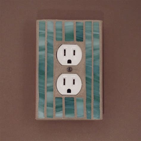 decorative wall socket covers green decorative outlet cover wall outlet plate stained