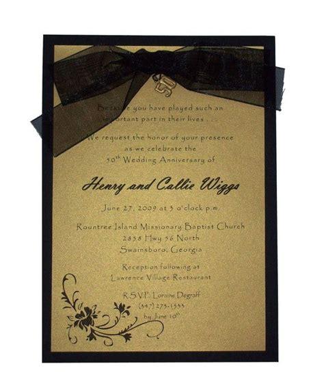 Handmade 50th Birthday Invitations - best 25 handmade invitations ideas on