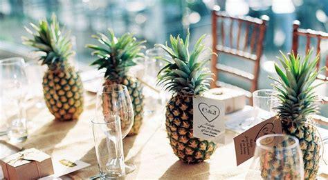 pull   hawaiian luau wedding reception
