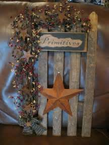 stylish primitive home decor craft ideas best home design