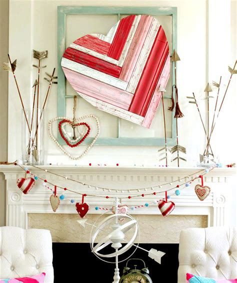 valentine decorations for the home 20 gorgeous valentine s day mantel decorations home