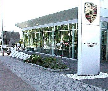 Porsche Zentrum Limburg by Industrie Bernhard B 246 Cher Bauunternehmung