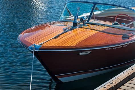 Handmade Wooden Boats - ragazza coeur d alene custom wood boats