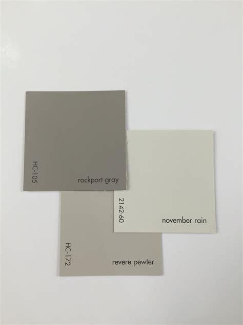 rockport gray hc 105 revere pewter hc 172 november 2142 60 decorating