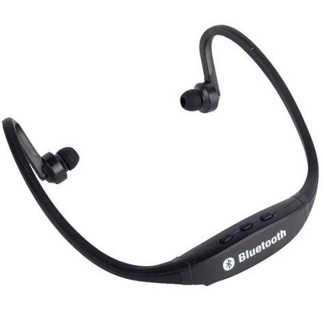 Headset Bluetooth Sport Bt 7 Mic Earphone Bluetooth Sport bluetooth sport headphones for iphone