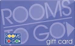 buy rooms to go gift cards raise - Rooms To Go Gift Card