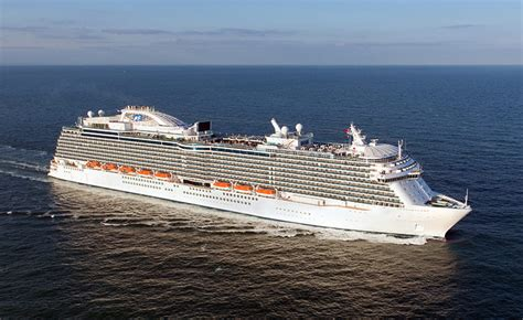 cruise ship plays love boat theme with love from princess cruises