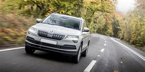 Mba Car Assist Review by Skoda Karoq Review Carwow