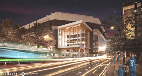 renovation blogs today s music news new views of planned target center