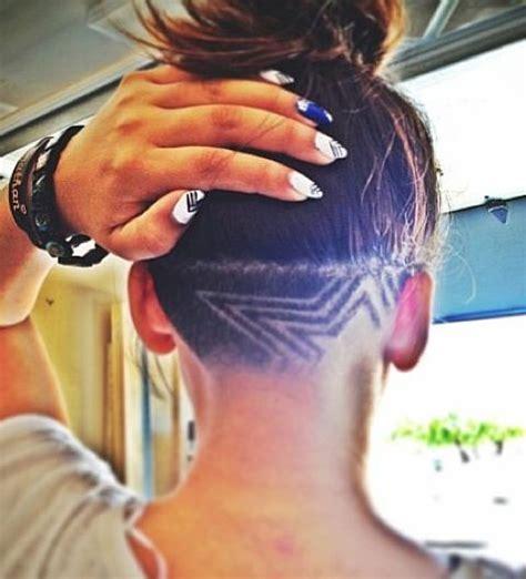undercut pattern tumblr 12 nape undercut hairstyle designs strayhair
